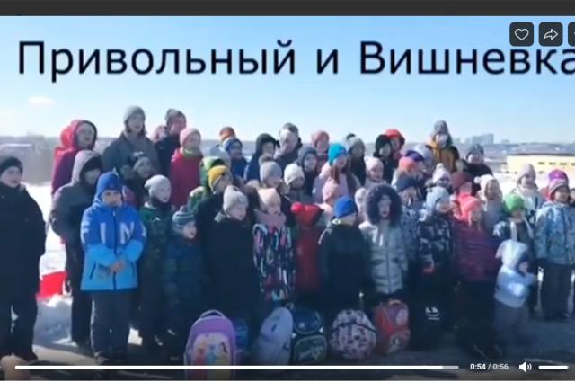 Дети обращаются к главе республики Рустаму Минниханову: «Дорогой наш Президент, дайте нам школу!»
