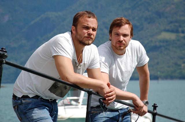 Андрей и Алексей Чадовы. 2010 год