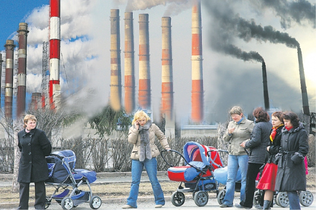 Выборгский, Кировский, Невский и Приморский - самые загрязненные районы Петербурга.