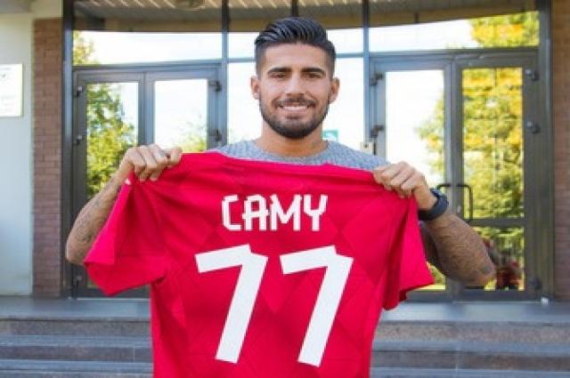 Поносить рубиновую футболку Саму долго не удалось.
