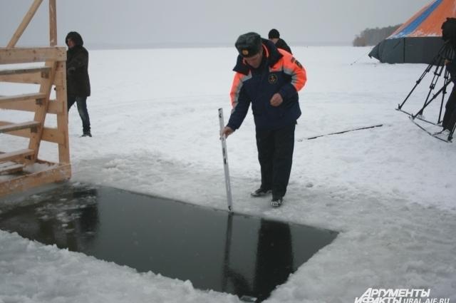 В Пензенской области подготовлено 30 мест для крещенских купаний.