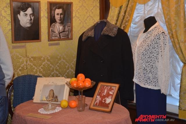 Эта выставка открыла Георгия Маленкова как верного супруга и внимательного отца.