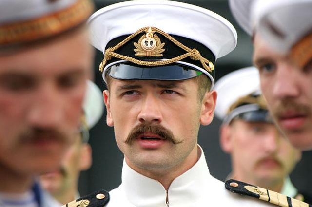 Анатолий Пашинин в фильме «Адмирал»
