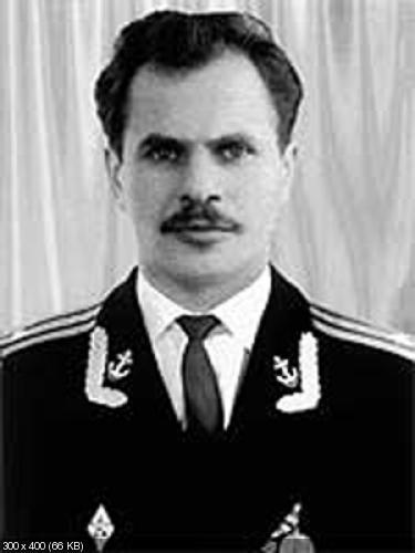 Командир АПЛ К-8, капитан второго ранга Всеволод Бессонов