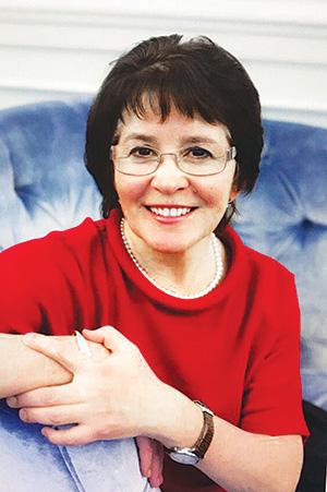 Олия Вильданова