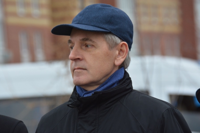 Андрей Артюхов.