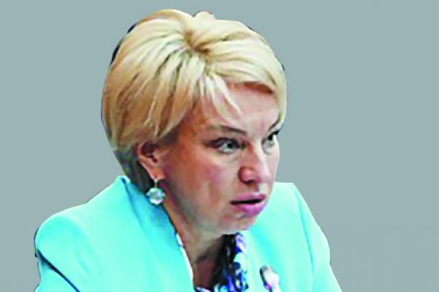 Министр образования Приморского края Наталья Бондаренко