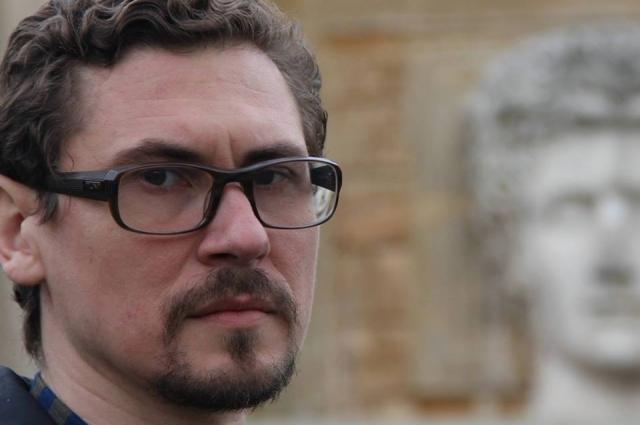 Историк Антон Зудин.