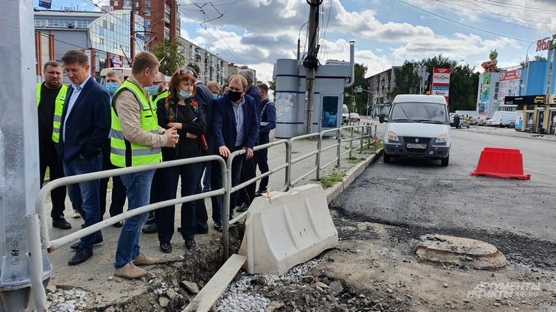 Объезд Бубнова