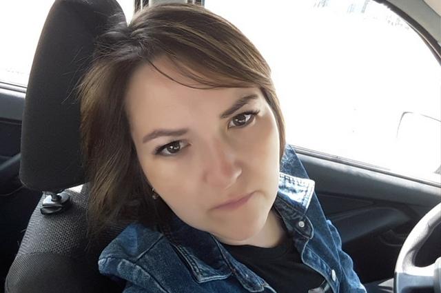 Диана Егорова, мама сбежавшего из спецшколы Алмаза Егорова