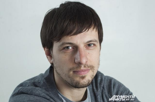 Психотерапевт Олег Ефимов