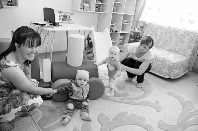 Не один год фонд Дети России открывает игровые комнаты в детских больницах по всей стране