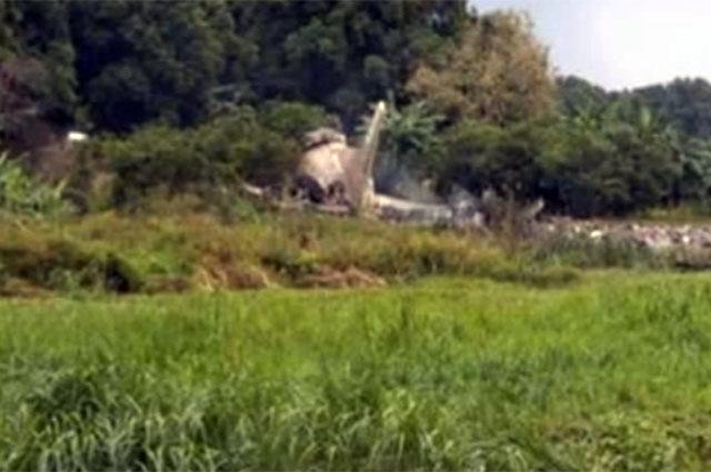 Авиакатастрофа в Южном Судане