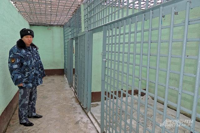 Ильдар Хузагарипов проработал начальником отряда в колонии несколько лет