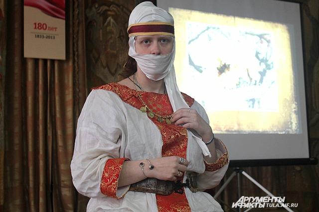 Ольга Кантинова.