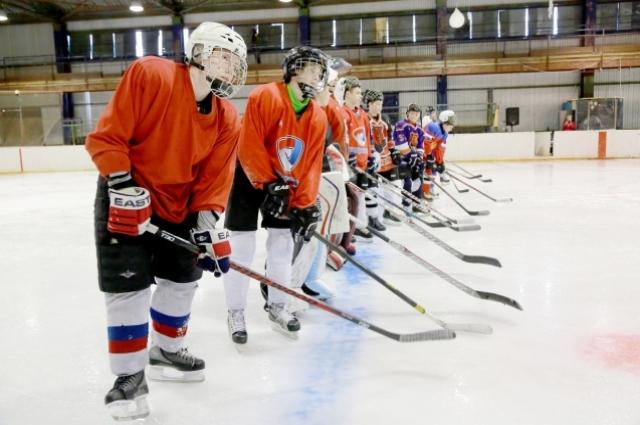 Скоро в Губахе построят новый ледовый каток, где будут тренироваться спортсмены.