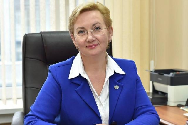 Светлана Денисова.