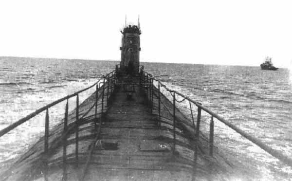 Место затопления атомной подлодки К-27 в Баренцевом море.
