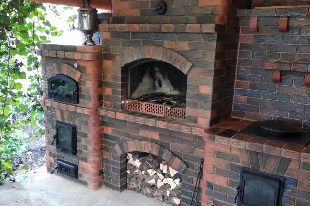 Печь и камин - место силы любого дома.