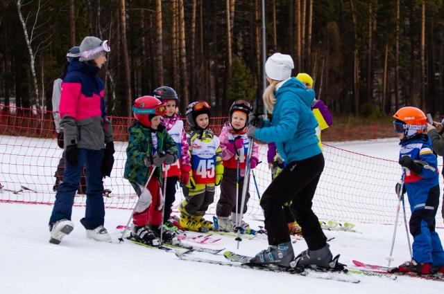Развитие детского спорта в регионе - в приоритете.