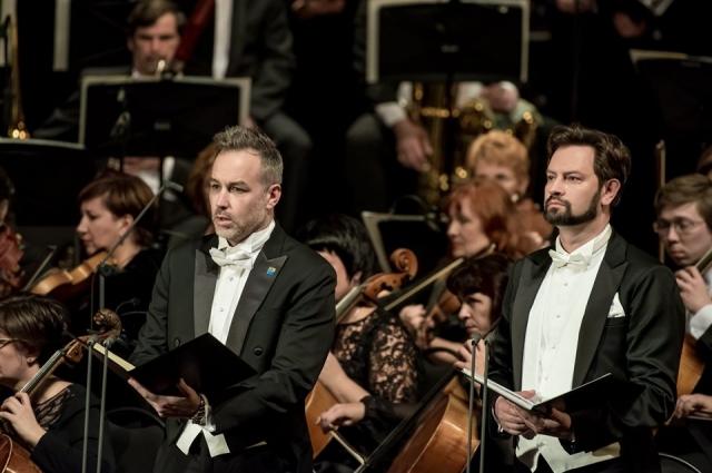 Несмотря на большую занятость, мировые звёзды приехали в Красноярск на фестиваль Хворостовского.