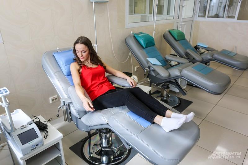 В Центре переливания крови не бывает очередей, поэтому люди здесь добрые: и медперсонал, и доноры.