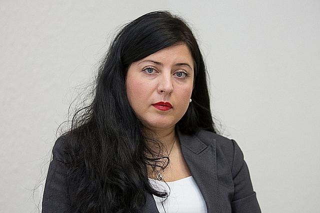 Анна Личковаха.