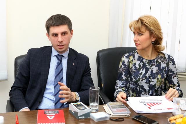 Виталий Моторин и
