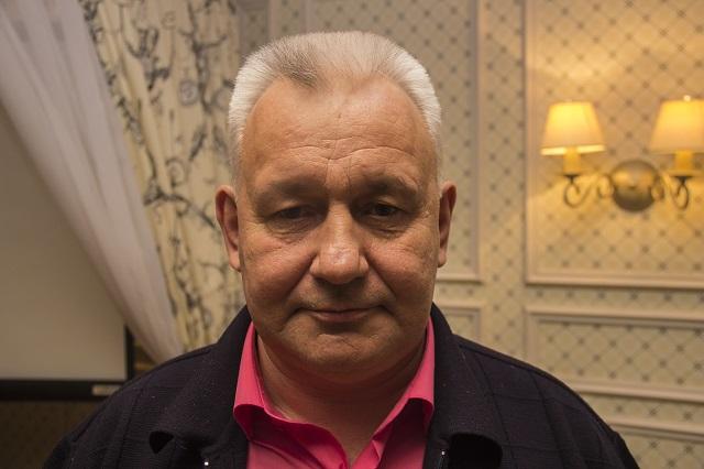 Фермер Алексей Серганов
