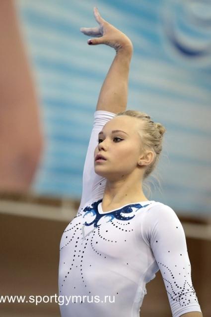Никогда не думала о другом спорте. Мне нравится только гимнастика.
