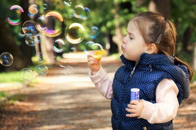 Ребёнок должен чувствовать, что он свободен быть самим собой.