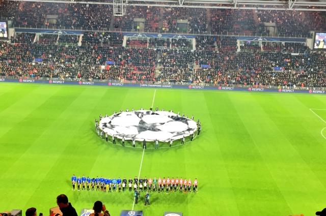 Матч в Голландии «ПСВ» - «Ростов» решал: кто из команд продолжит выступление в еврокубках весной 2017.