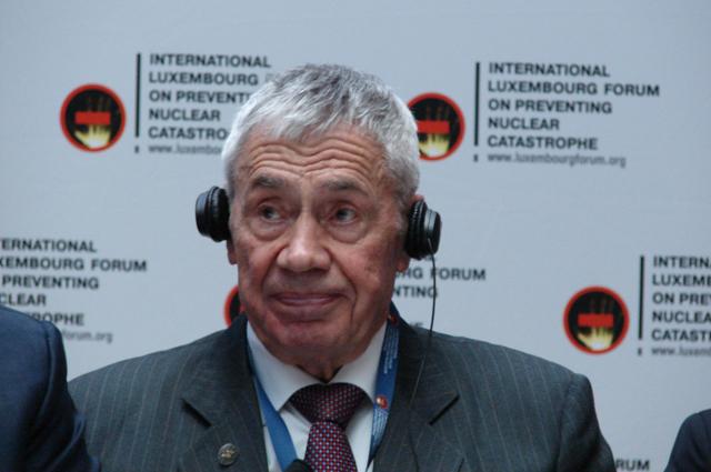 Владимир Дворкин, генерал-майор в отставке, экс-начальник 4-го Центрального НИИ Минобороны.