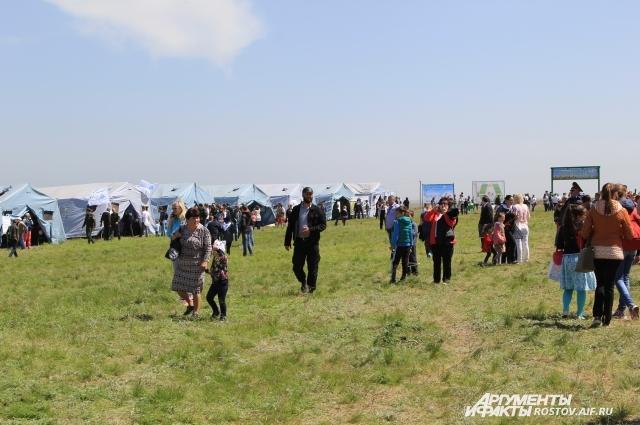 Экологический фестивал проводится уже шестой год подряд.