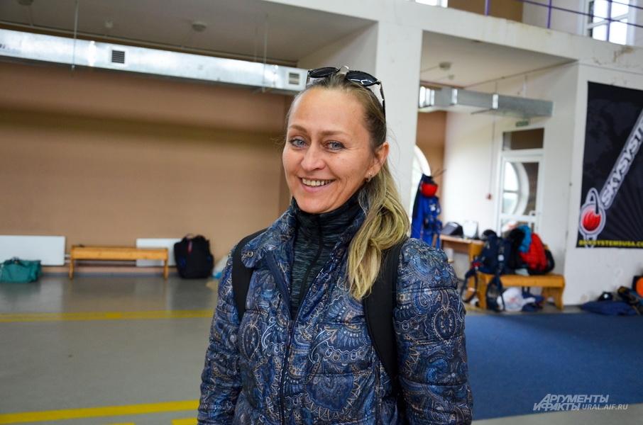 Ирина Абдуллина – уроженка Курганской области. С детства мечтала прыгнуть с парашютом.