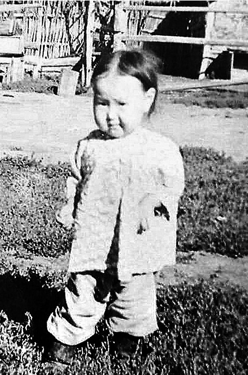 Маленькая Варя не раз была на волосок от смерти.