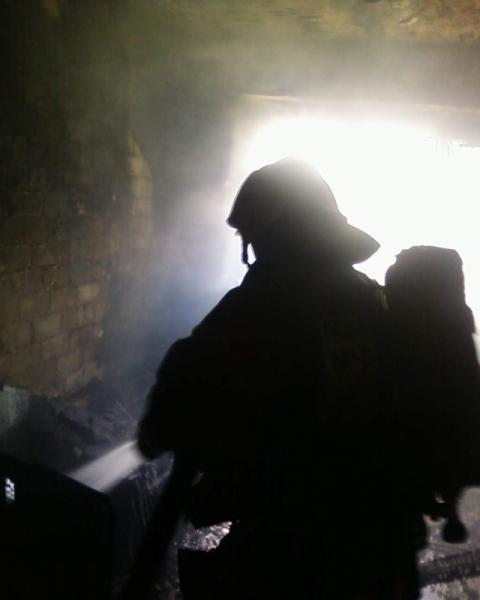 Пожар в ковровском общежитии