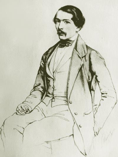 Его Андрей Карамзин стал смелым гусарским полковником