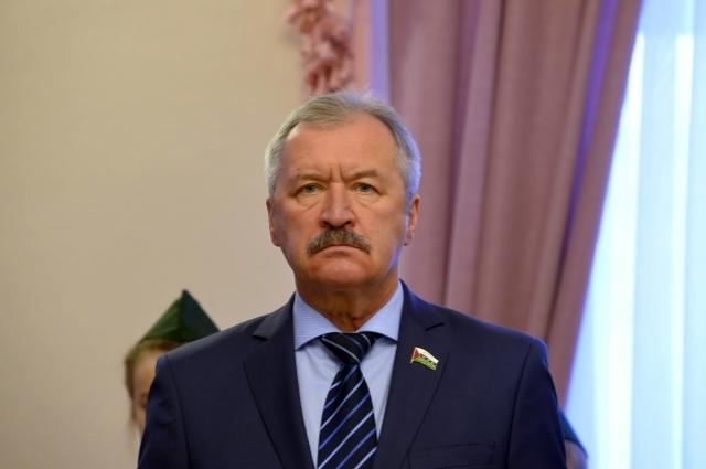 Владимир Нефедьев.