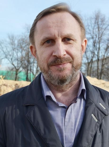 Управляющий тверским региональным фондом «Собор» Валерий Гусев.