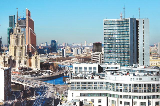 Москва, 2014 год. Фото
