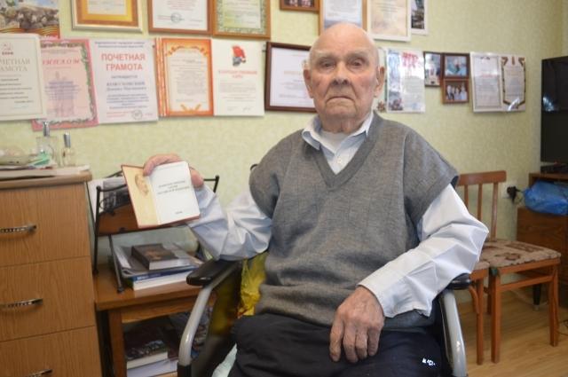 Алтайскому ветерану скоро исполнится 100 лет