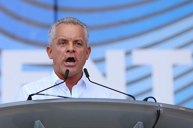 Лидер Демократической партии Молдавии Владимир Плахотнюк.