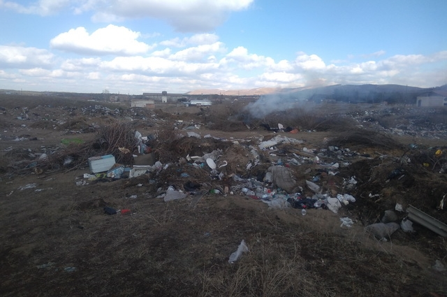 Чиновники Минусинского района сказали, что денег на ликвидацию нет