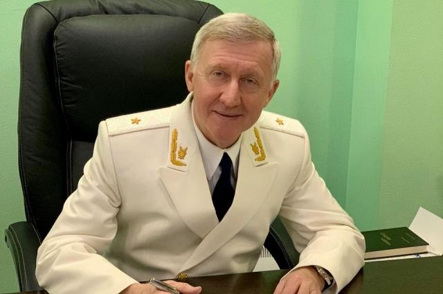 Сергей Зенков.
