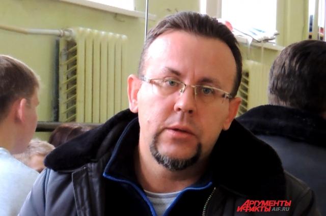 Сергей Гавринёв не верит, что тренер его сына — педофил.