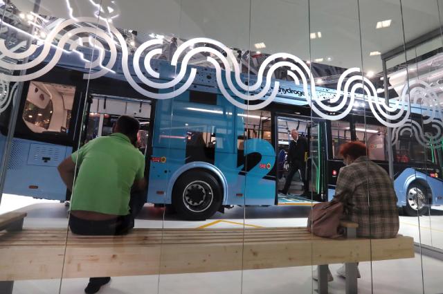 Водоробус.