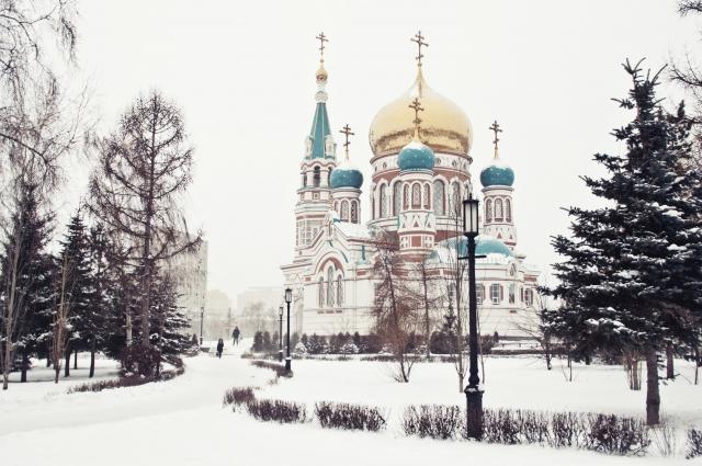 Собор Успения Пресвятой Богородицы был восстановлен в 2007 году.