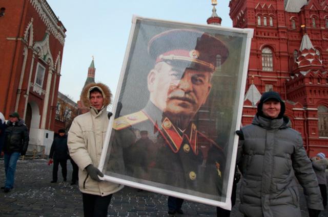 «Большинство людей ничего не знают о сталинских преступлениях...».
