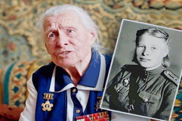 Татьяна Емелина не дожила до своего 100-летия всего несколько месяцев.